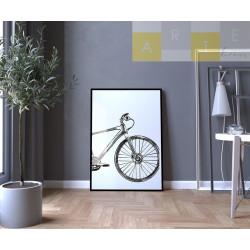 """""""Bicicleta"""" Quadro de..."""