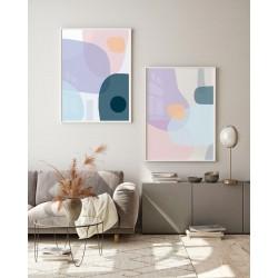 """""""Abstrato colors"""" Conjunto..."""