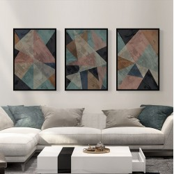 """Trio Geométrico"" Conjunto..."