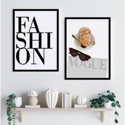 """""""Fashion Vogue"""" Conjunto de..."""