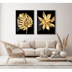 """""""Dupla plantas douradas""""..."""
