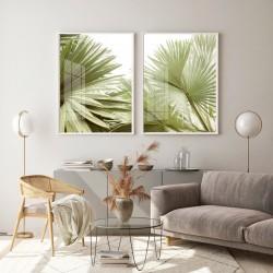 """""""Folhas de Palmeira -..."""