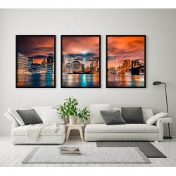 """Trio Manhattan - paisagens..."