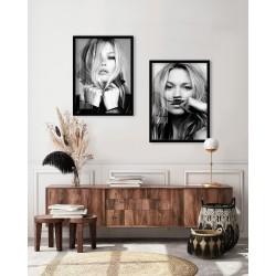 """Kate Moss"" Conjunto de..."