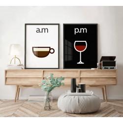 """Am/pm II"" Conjunto de..."