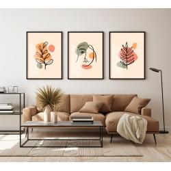 """""""Trio Arte contemporânea""""..."""