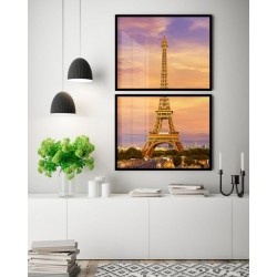 """""""Torre Eiffel"""" Conjunto de..."""