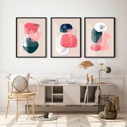 """""""Abstrato moderno Trio""""..."""