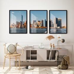 """Trio Manhattan - paisagens..."
