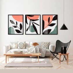 """""""Abstrato floral II""""..."""