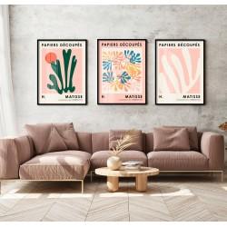 """Trio Matisse"" Conjunto de..."
