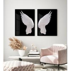 """Asas de anjo"" Conjunto de..."