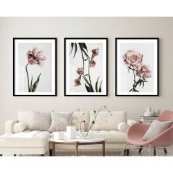 """""""Conjunto flores vintage""""..."""